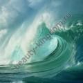 Пигмент жидкий Морская волна (перламутровый)