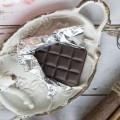 Силиконовый молд Молочный шоколад