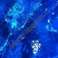 Краситель жидкий Синий блестящий (гелевый)