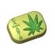 Форма пластиковая Cannabis