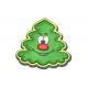 Форма пластиковая Веселая елка