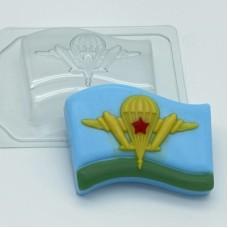 Пластиковая форма Флаг ВДВ