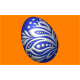 Форма пластиковая Яйцо Хохлома 1