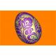 Форма пластиковая Яйцо Хохлома 2