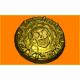Форма пластиковая Монета пирата