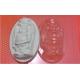 Форма пластиковая Будда