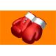 Форма пластиковая Перчатки бокс