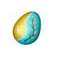 Форма пластиковая Яйцо ХВ верба