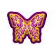 Форма пластиковая Бабочка Ажур