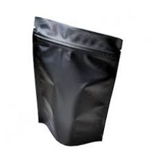 Пакет zip-lock черный (дой пак) малый